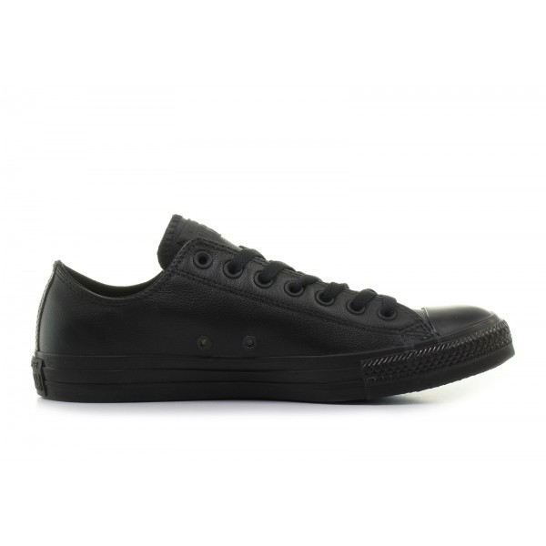 Tenis CT OX BLACK MONO LEATHER - 135253C