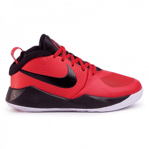 Ghete sport NIKE TEAM HUSTLE D 9 (GS) AQ4224-600