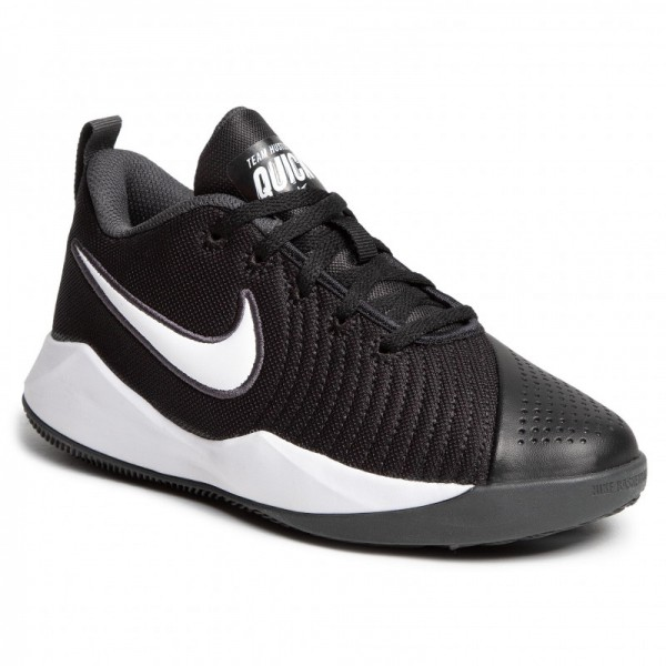 Pantofi sport-style NIKE TEAM HUSTLE QUICK 2 GS AT5298-002
