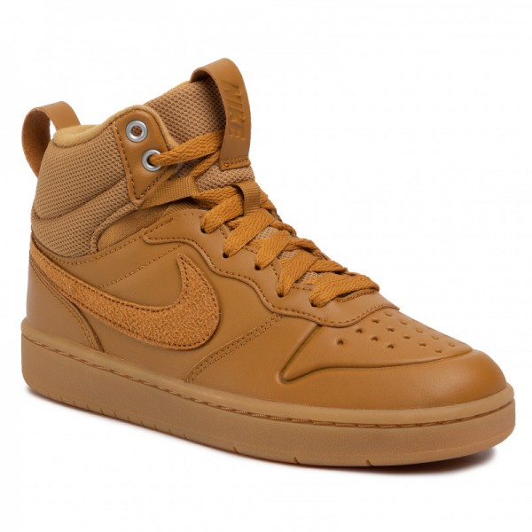 Pantofi sport-style NIKE COURT BOROUGH MID 2 BOOT BG BQ5440-700