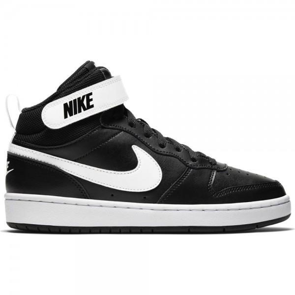 Pantofi sport-style COURT BOROUGH MID 2 GS CD7782-010