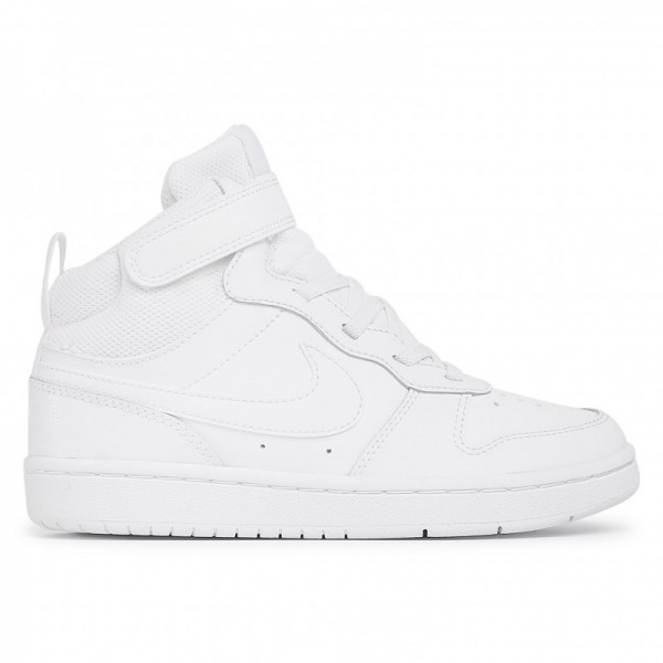 Pantofi sport-style NIKE COURT BOROUGH MID 2 PS CD7783-100