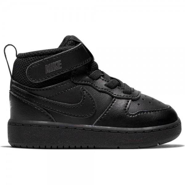 Pantofi sport-style COURT BOROUGH MID 2 TD CD7784-001