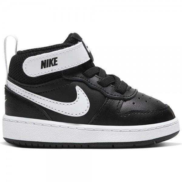 Pantofi sport-style COURT BOROUGH MID 2 TDV CD7784-010