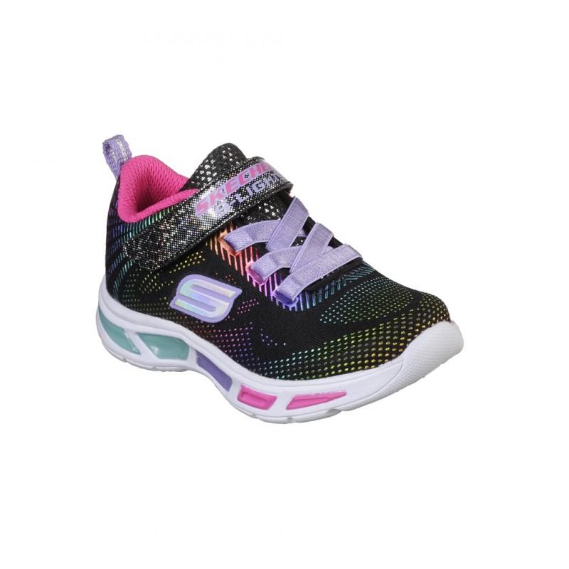 Pantofi sport SKECHERS LITEBEAMS-GLEAM N'DREAM 10959N BKMT
