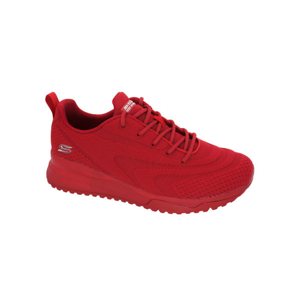 Pantofi sport-style BOBS SQUAD 3 - COLOR SWATCH 117178 RED