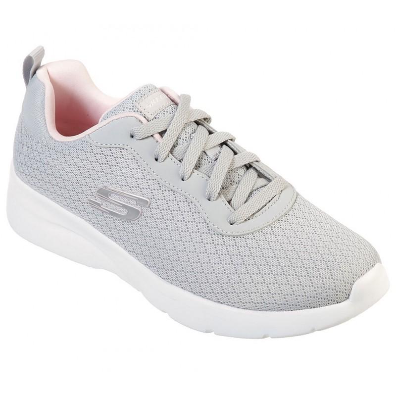 Pantofi sport SKECHERS DYNAMIGHT 2.0-EYE TO EYE 12964 LGPK