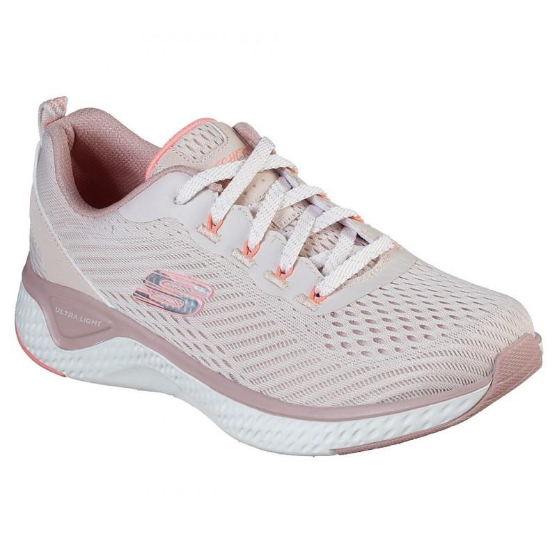 Pantofi sport SKECHERS SOLAR FUSE-COSMIC VIEW 149051 LTPK
