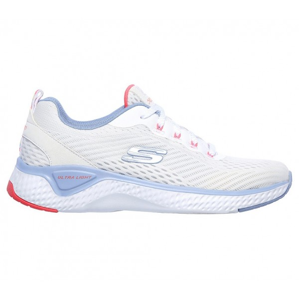 Pantofi sport SKECHERS SOLAR FUSE-COSMIC VIEW 149051 WBLP