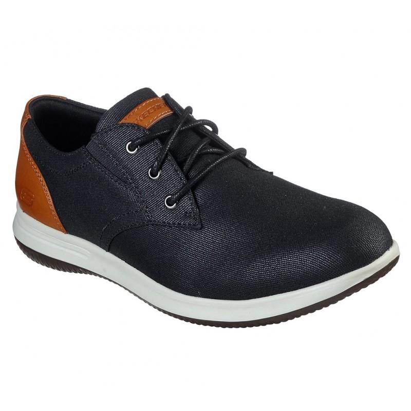 Pantofi sport SKECHERS DARLOW - REMEGO 204092 BLK