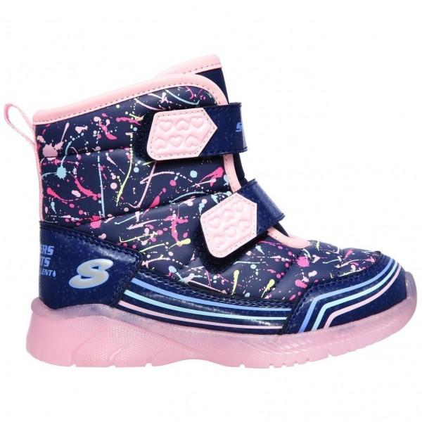 Pantofi sport-style Copii ILLUMI-BRIGHTS-POWER 302653N NVMT