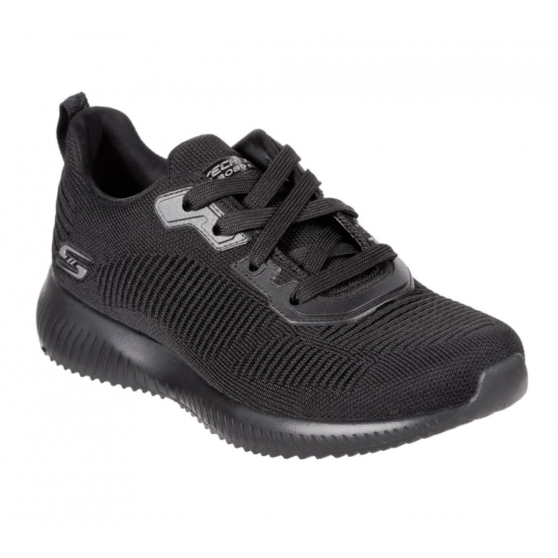 Pantofi sport SKECHERS BOBS SQUAD - TOUGH TALK 32504 BBK