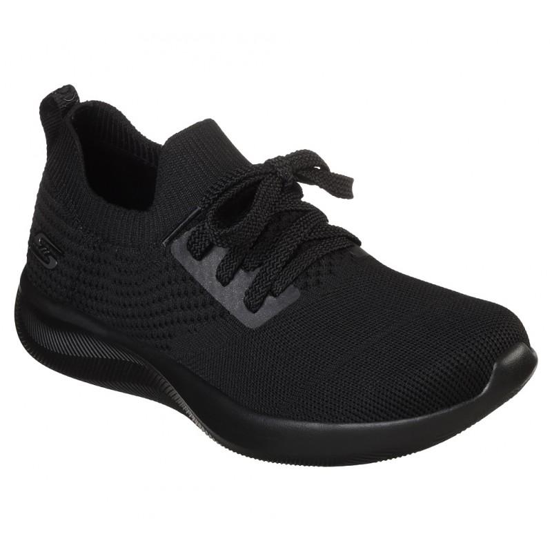 Pantofi sport SKECHERS BOBS SQUAD 2-SHOT CALLER 32800 BBK