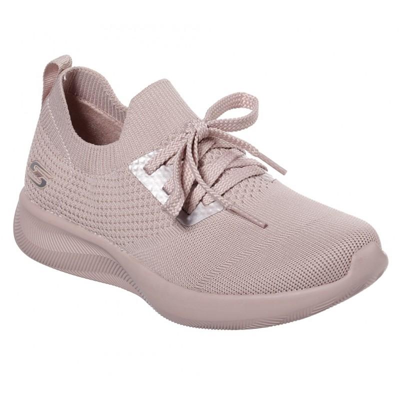 Pantofi sport SKECHERS BOBS SQUAD 2-SHOT CALLER 32800 PNK
