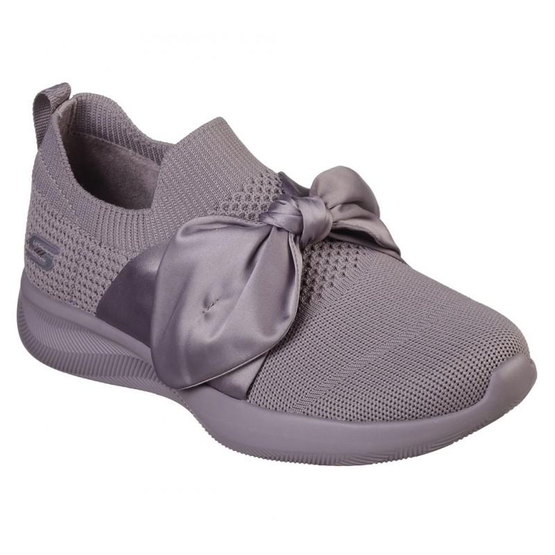 Pantofi sport SKECHERS BOBS SQUAD 2-BOW BEAUTY 32802 MVE