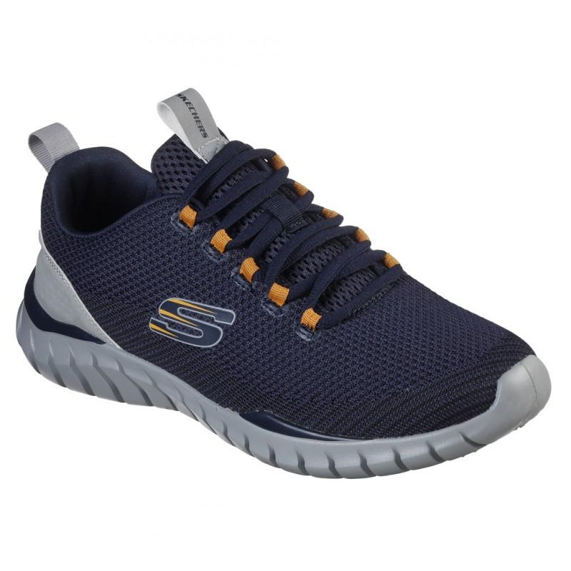 Pantofi sport SKECHERS OVERHAUL-LANDHEDGE 52913 NVGY