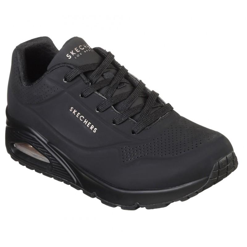 Pantofi sport SKECHERS UNO -STAND ON AIR 73690 BBK