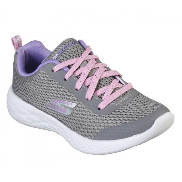 Pantofi sport SKECHERS GO RUN 600-FUN RUN 82006L GYMT