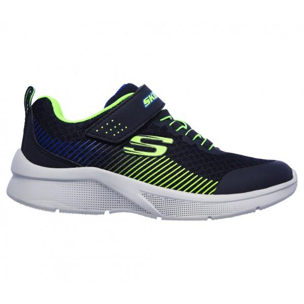 Pantofi sport SKECHERS MICROSPEC - GORZA 97535L NVLM