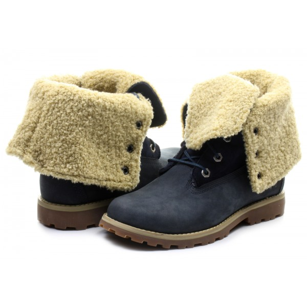 Ghete Timberland 6in shrl boot - 1690A-nvy